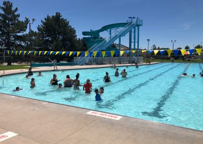 Centennial Pool Open with Limited Hours