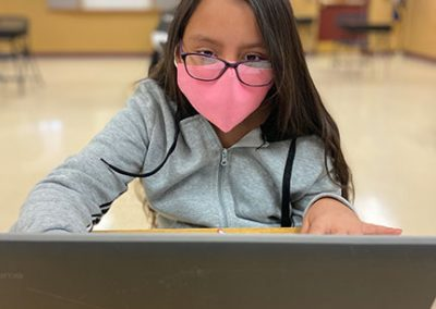 Greeley students succeed with virtual learning through support from Rodarte Community Center